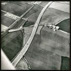 115 LUCS V1087 Aerial view of M8 canal blockage